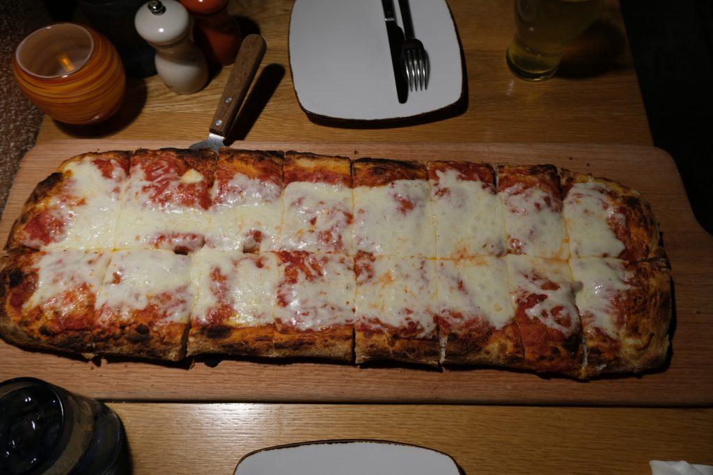 ヒルトン ピザ