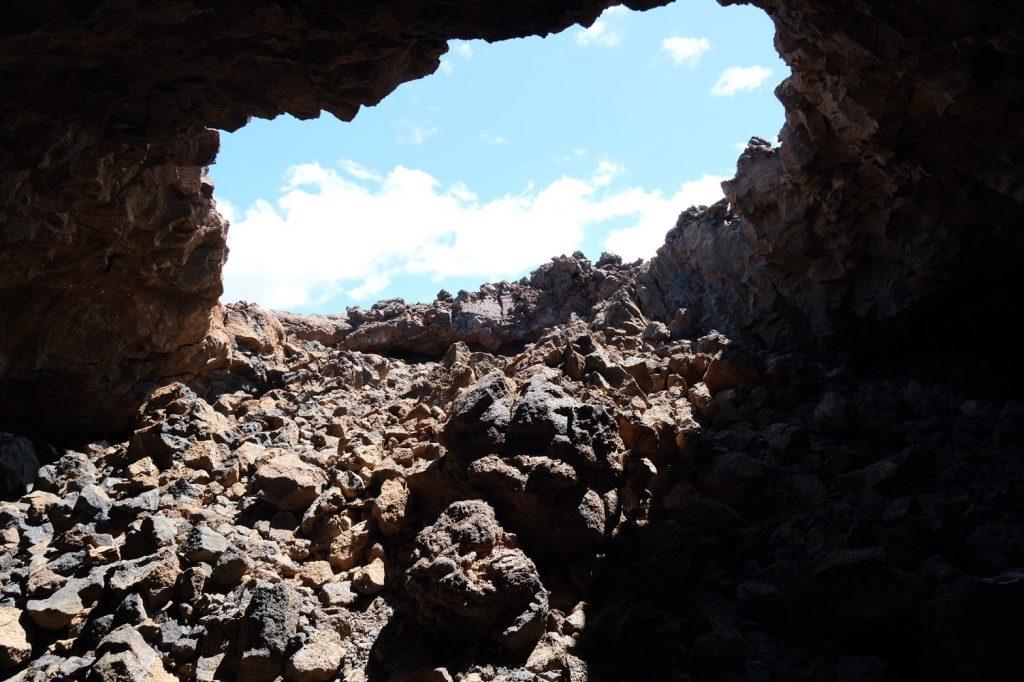 オーラの見える洞窟